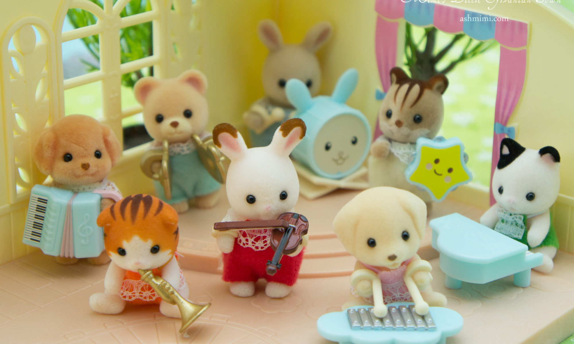 Baby Band Series Amp U S Product News Mimi S Little